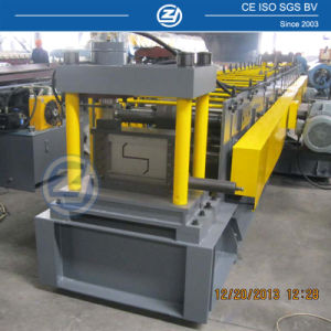 Interchangable Z Purlin Rollforming Machine pictures & photos