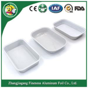 Disposable Takeaway Airline Aluminium Foil Container / Casserole pictures & photos