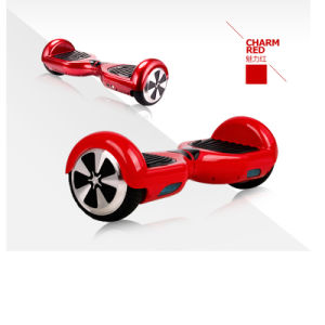 Smartek 6.5inch 2 Two Wheel Smart Self Balancing Electric Scooter Patinete Electrico Skateboard Segboard Scooter with Hebrew and Speed Limited S-010-Cn pictures & photos