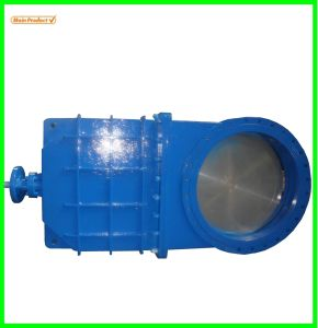 Knife Gate Valve Double Side Sealing pictures & photos