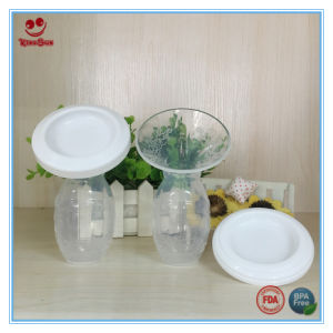 BPA Free Silicone Breast Suction Pump pictures & photos
