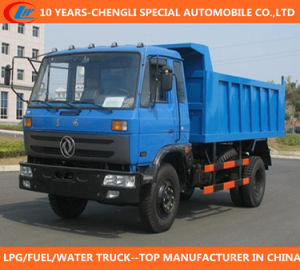4*2 Mini 10ton 15ton 20ton 130HP Tipper Truck Dongfeng Dump Truck pictures & photos