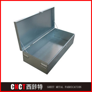 China OEM Portable Aluminum Tool Box pictures & photos