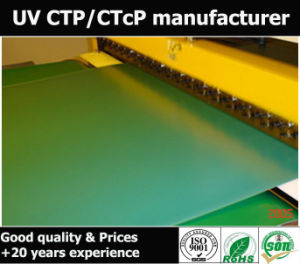 Sensitive High Resolution Conventional Ctcp Plate pictures & photos