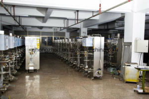 Automatic Sachet Liquid Water Filling Machine with 220V pictures & photos