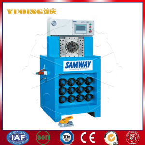 4′′ Full Automatic Hydraulic Hose Crimping Machine (FP145)