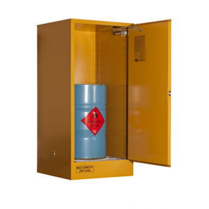 Westco Flammable Liquid Safety Storage Cabinet for 1 Vertical Drum pictures & photos