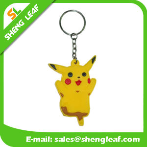 Customized High Quality Soft PVC/Rubber Key Chain (SLF-KC011) pictures & photos