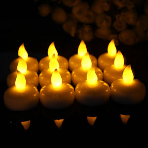 Floating LED Tealight Candle Popular in England