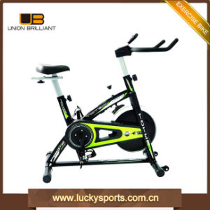 Hot Sale Home Use Spinning Cycle Spin Exercise Bike Spin with Vertically Adjustable pictures & photos