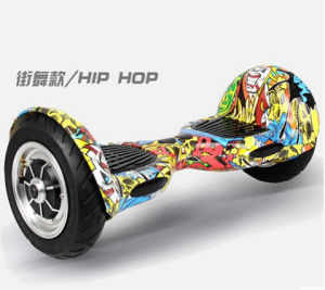 10 Inch off-Road Two Wheels Electric Self Balancing Scooter pictures & photos