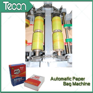 High Speed Paper Bag Production Line pictures & photos