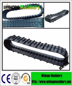 Kubota Rubber Track for Rice Harvester pictures & photos