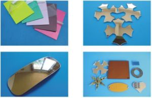 Color Mirror Acrylic Plastic Sheet Perspex Sheet for Decoration pictures & photos
