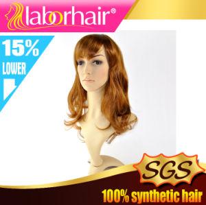 2016 Fashion Kanekalon Braid Synthetic Hair Wig Lbh 092 pictures & photos
