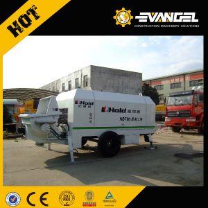 China Concrete Machine Liugong Trailer Concrete Pump Price Hbt60-9-75z pictures & photos