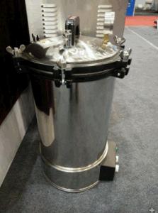 Cheap Portable Autoclave Pressure Steam Sterilizer pictures & photos