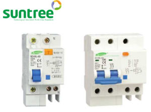 Sc45L RCD Leakage Circuit Breaker for Industry Use pictures & photos