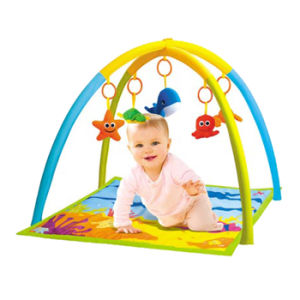 Soft Seaworld Baby Play Mat with Fitness Frame (10217389) pictures & photos
