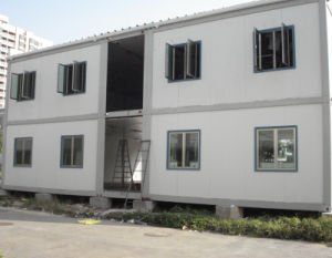 Low Cost and Luxry Container House with Fast Building pictures & photos