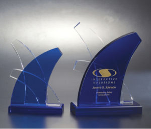 K9 Glass Crystal Trophy High Quality pictures & photos