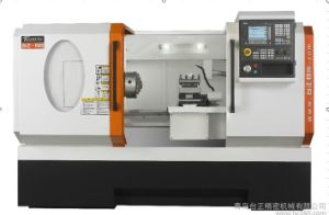 Tck6163c/1000 1500 2000 Hot! GSK Simens Fanuc Systems Industrial Accruacy Level Swing Over Bed 630mm CNC Lathe pictures & photos