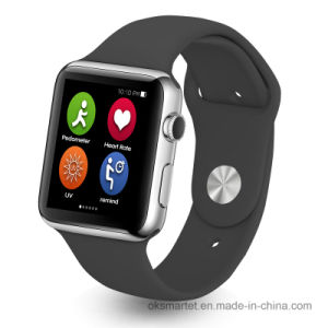 New Gift Bluetooth Iwo Smart Watch 1: 1 Large Capacity Monitor Watch pictures & photos