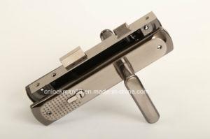 Aluminum Handle Door Handle Lock (DL-006) pictures & photos