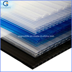 Polycarbonate Frosting Sheet for Metro Light Dustproof and Light Transmitting pictures & photos