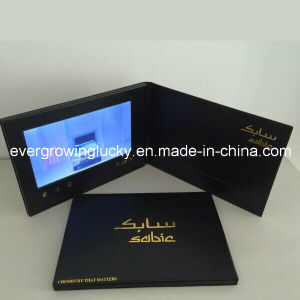 7inch Custom LCD Screen Greeting Graphic Card From China pictures & photos