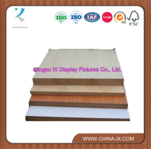 Melamine Impregnated Paper Wear MDF Board MDF Wood pictures & photos