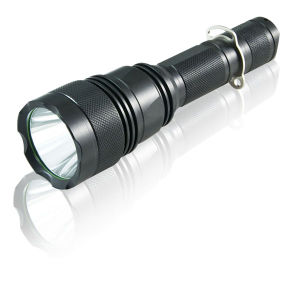 F18 500lumens Tactical Police LED Torch Light pictures & photos