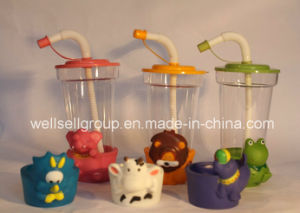 Kids Animal Cartoon Cup for Gift pictures & photos
