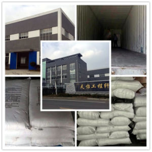 Polypropylene Crude Fiber Building Material Reforcement Fibres pictures & photos