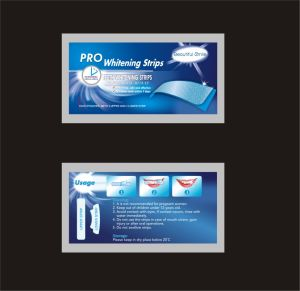 Ce Approved Popular Easy Use Home Teeth Whitening Strips pictures & photos