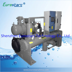 Hanbell Screw Type Compressor Water Cooled Water Chiller pictures & photos