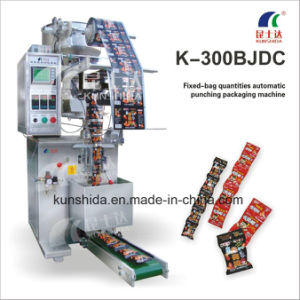 Back Sealing Packing Machine with Batch Cutting System pictures & photos
