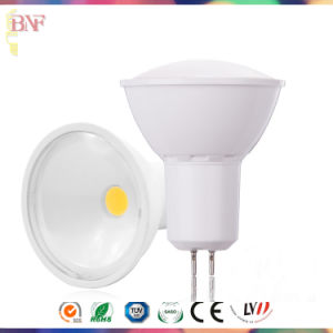High Power LED Gu5.3 Die-Casting Aluminum Spotlight with Daylight/Warmwhite pictures & photos
