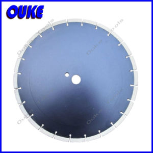 350mm Diamond Segment Dry Cutting Saw Blade (cold pressed) pictures & photos