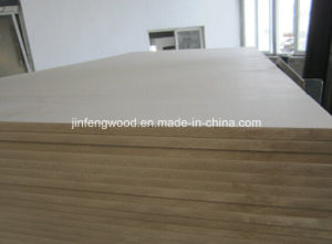 5mm Thickness MDF Melamine/ Melamine Finished MDF pictures & photos