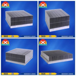Dongxia Brand Insert Series Aluminum Alloy 6063 Heat Sink pictures & photos