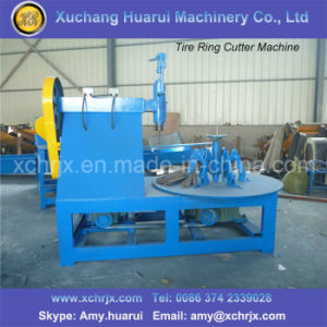 Tire Cutter Machine/Tire Sidewall Cutting Machine/Tire Cutting Machine pictures & photos