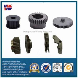 High Precision CNC Machined Parts by EDM (WKC-07) pictures & photos