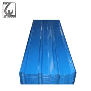 Ral 9003 Color Coated Galvanized Roofing Sheet pictures & photos