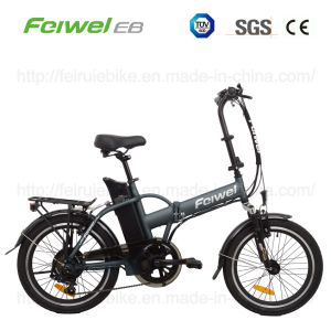 36V Foldable Electric Folding Bike TUV pictures & photos
