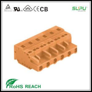 Supu Pitch7.62 Mcs Femal Connector 2.5 IEC 400V 16A pictures & photos