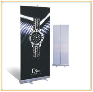 Display Banner Stand for Full Color Printing pictures & photos