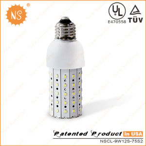 9W E27 LED Corn Light with CE TUV UL Certification