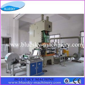Disposable Aluminium Foil Container Making Machine (BSAC-45)
