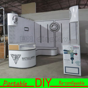 Versatile Portable Standard Exhibition Booth for Modular Display Stand pictures & photos